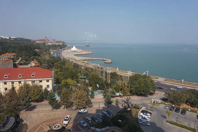 烟台滨海北路 图片
