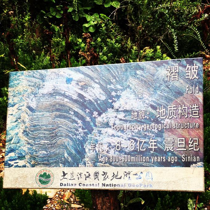 滨海国家地质公园图片