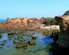 宝岛行(二)——野柳地质公园