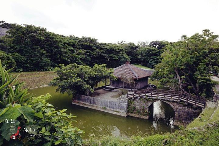 """""""【首里城公园】 建于14世纪末的首里城为融合中国日本文化的琉球式城堡_首里城公园""""的评论图片"""