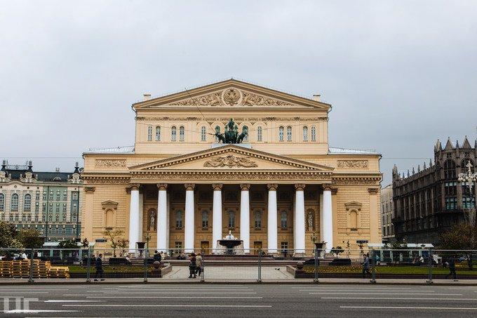 俄罗斯国家模范大剧院图片