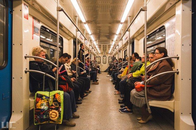 莫斯科地铁图片