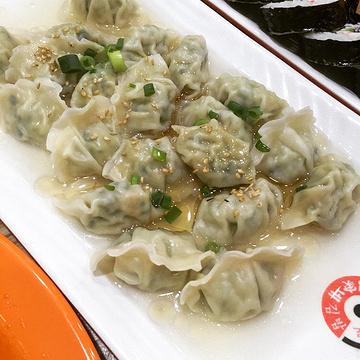 天泰城不知名韩国快餐