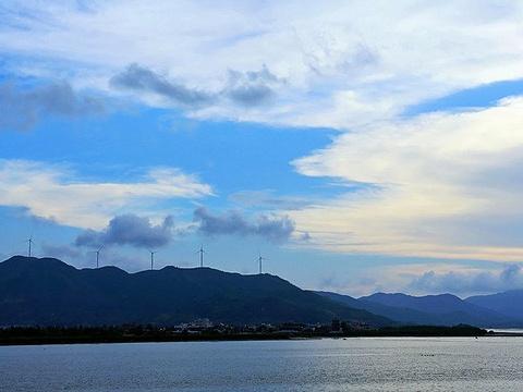 盐洲岛旅游景点图片
