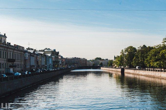 圣彼得堡的清晨图片