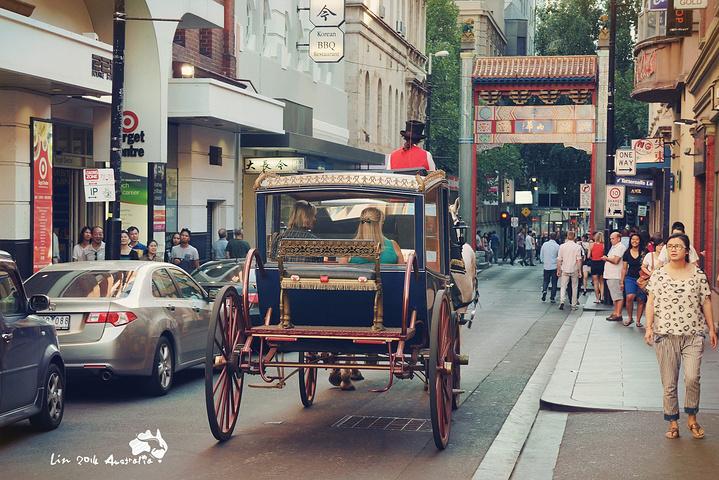 """""""再次回到China Town是为了吃饭 ..._墨尔本唐人街""""的评论图片"""