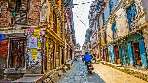 帕坦古城旅游景点攻略图