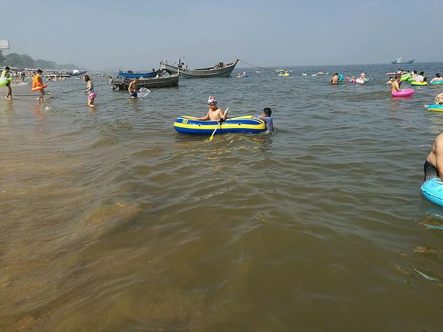 2018 白沙湾海水浴场评论 去哪儿攻略社区图片