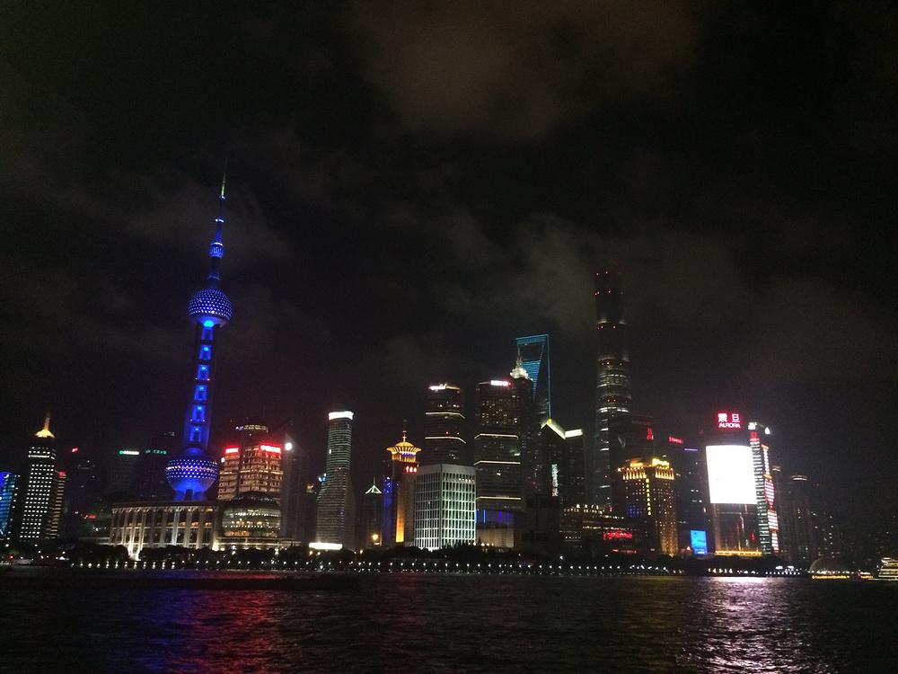 学生党暑期游走上海