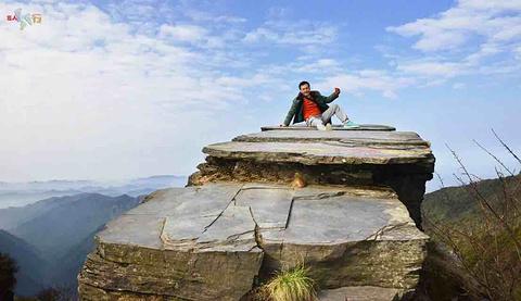 蘑菇石旅游景点攻略图