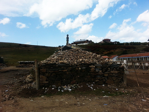 格尔底寺旅游景点攻略图