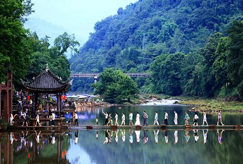柳江古镇的图片