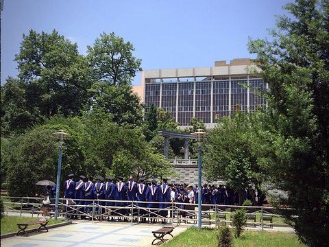 贵州大学旅游景点图片