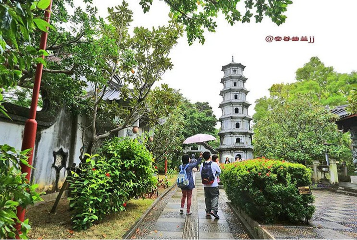"""""""在日本冲绳那霸市久米村的遗址上,坐落着一..._福州园""""的评论图片"""