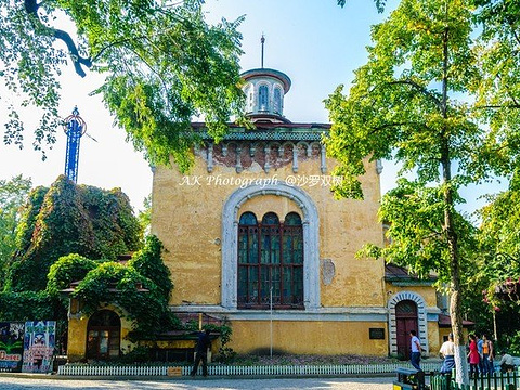 圣母安息教堂旅游景点图片