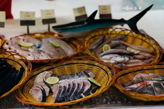 渔人码头露台海鲜自助餐厅