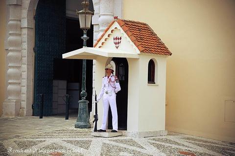 摩纳哥王宫广场旅游景点攻略图
