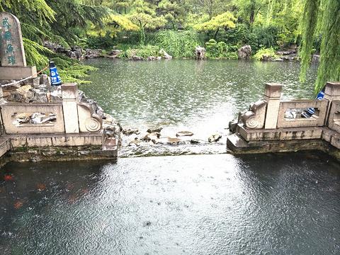 漱玉泉旅游景点攻略图