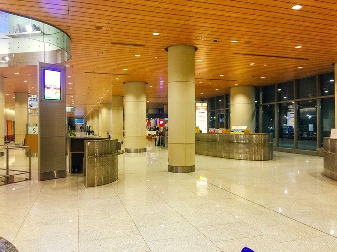 孟买国际机场图片