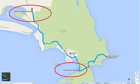 Freycinet Marine Farm旅游景点攻略图