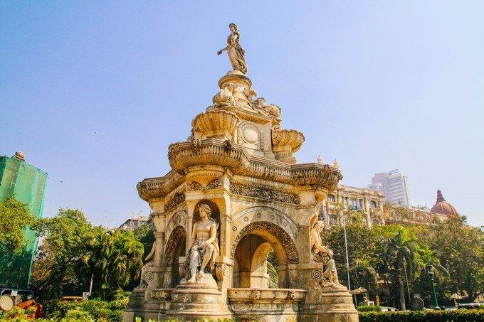 弗洛拉喷泉图片