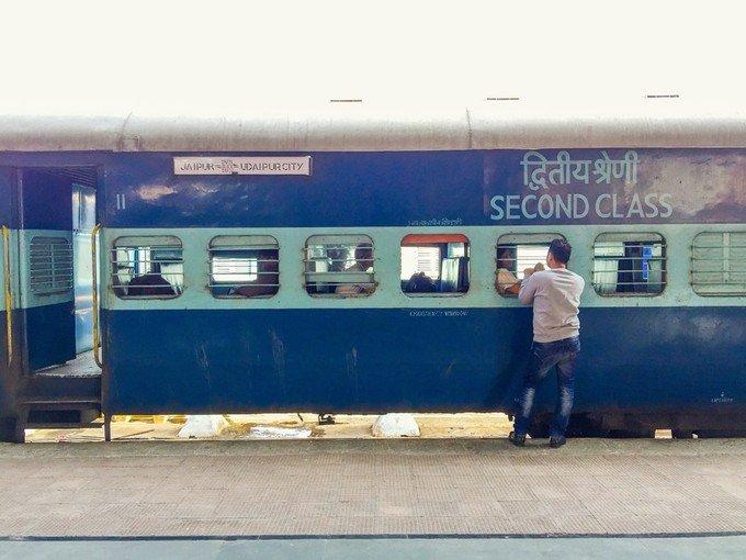 斋普尔火车站图片