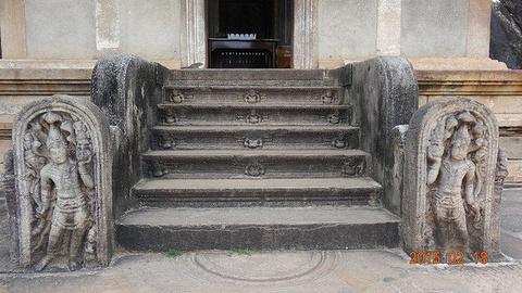 伊苏鲁姆尼亚石庙旅游景点攻略图