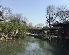 人间天堂—苏州的园林风光
