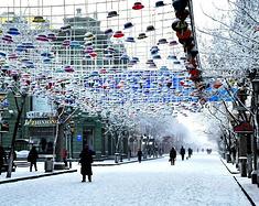哈尔滨——不来一场和冰雪的约会永远是不完