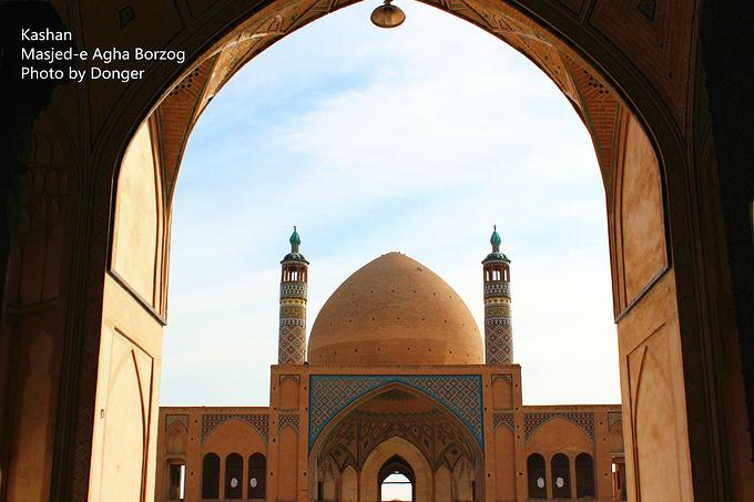 Masjed-e Agha Borzog清真寺图片