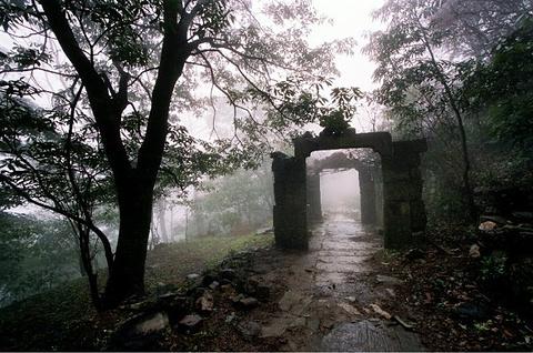 古徽道旅游景点攻略图