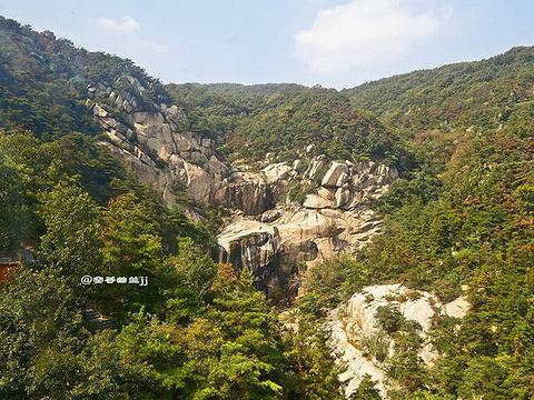 中国瀑布旅游景点图片