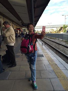 雅典火车站旅游景点攻略图