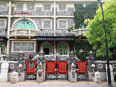 中国古城堡(疙瘩楼)旅游景点图片