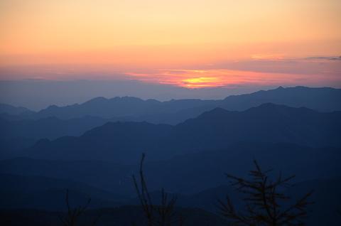 大海陀自然保护区