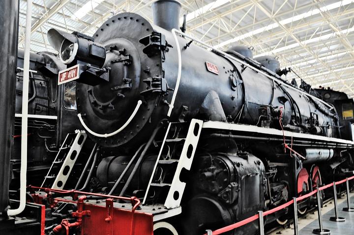 中国蒸汽机车科普 一 解放1型蒸汽机车 重发图片