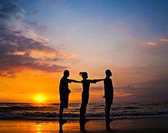 走吧,我们去沙巴亚庇看日落吃海鲜