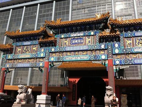南京云锦博物馆旅游景点图片
