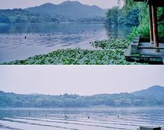 一页杭州,写给城市的一封情书