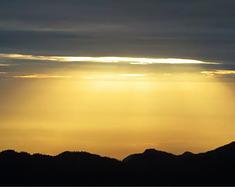 夏季西岭2日徒步-观日落、云海、佛光..