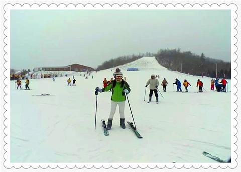 亚布力新体委滑雪场旅游景点攻略图