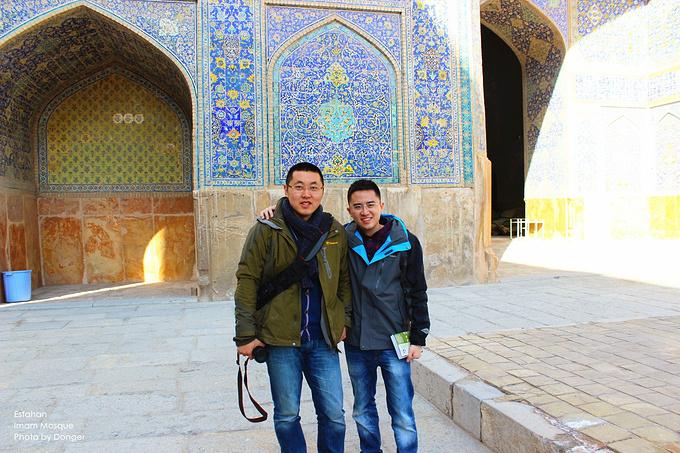 国王清真寺图片