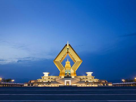 法门寺旅游景点图片