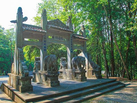 来凤山旅游景点图片