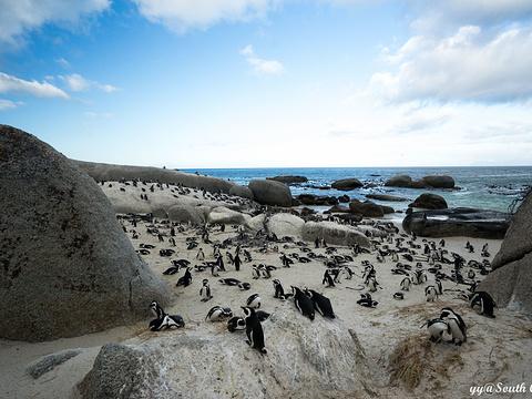 巨石滩旅游景点图片