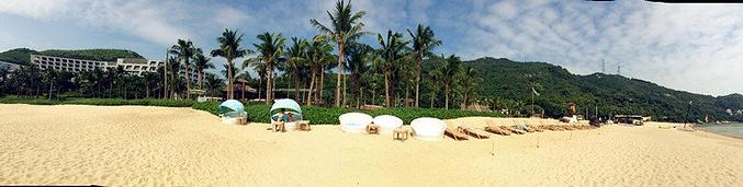 专属沙滩&海上运动图片