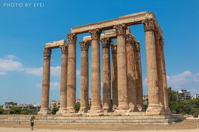 宙斯神庙图片