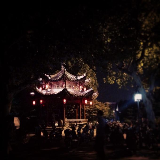 杭州运河文化广场图片