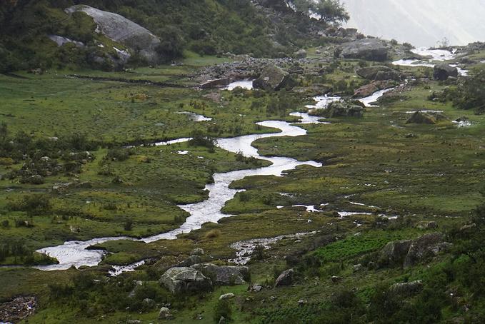印加古道图片