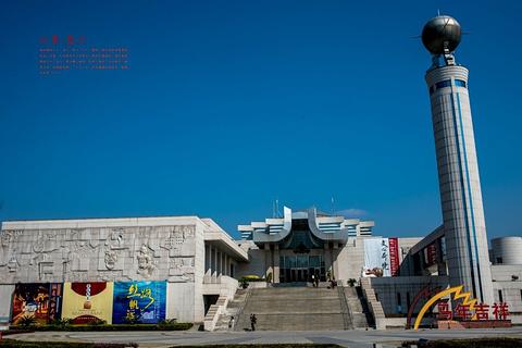 福建博物院旅游景点攻略图